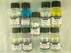 3 FRAGRANCE oils for use in oil burner 10ml choose from drop down menu (aw-fo)