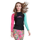 Women Sexy Upf 50+ Rash Guard Swimwear Surf Windsurfing Snorkeling Suit Swiwsuit