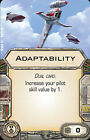 Star Wars X-Wing Miniatures Game - Upgrade Cards ELITE TALENT фото