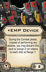 Star Wars X-Wing Miniatures Game - Upgrade Cards ELITE TALENTS & ILLICIT