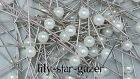 """35 Pearl headed 1.5"""" Corsage Pins - Buttonhole Pin Craft Floristry Wedding Bride"""