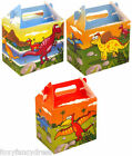 Dinosaur Childrens Kids Birthday Themed Lunch Box Wedding Party Gift Loot Bag