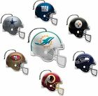 New NFL Air Freshener Nu-Car and Vanilla Scent 3 Pack - Pick your Favorite Team
