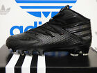NEW ADIDAS Freak X Carbon Mid Men's Football Cleats - Black/Black;  Q16058