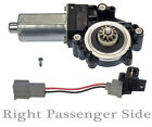 OEM Replacement Driver/Passenger Side Power Window Lift Motor for 3F2Z7823395BA