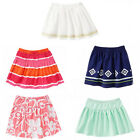 Gymboree Girl Skirt Skort 4 5 6 7 8 10 NWT Cute for Spring, Summer!
