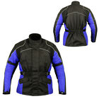 LONG CORDURA TOURING MOTORCYCLE JACKET WITH ARMOUR