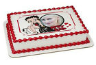 Betty Boop edible image cake topper your photo frame frosting sheet icing #58204 $10.95 USD
