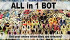 AllIn1 Sneaker Bot:Gear up for Ultra Boost Uncaged, Air Olympic, NMD and More!