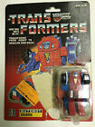 Gears Transformers G1 1984 figure complete Box Blister Bubble Parts Card - Time Remaining: 5 days 6 hours 7 minutes 30 seconds