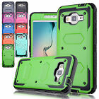Hybrid Protective Armor Hard Case Cover Skin For Samsung Galaxy Grand Prime G530