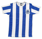 Retro Halifax Town Football T Shirt New Sizes S-XXL Embroidered Logo