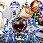 "Star Wars Foil and Latex Balloons balloon birthday 18"" Darth Force Awakens pARTY $1.99 USD on eBay"