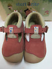 £10 Baby Boys Start Rite Tiny Tan Soft Leather Cruising Shoes UK4.5F 60%OFF