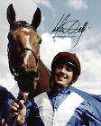 FRANKIE DETTORI 09 (JOCKEY HORSE RACING) SIGNED PHOTO PRINT