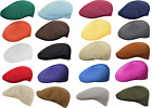 100 Authentic Mens Kangol 0290BC Tropic Ventair 504 Ivy Cap S M L XL XXL