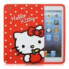 Kids Cartoon Shockproof Silicone Back Shell Case For iPad Mini 4/2 3 4/Air/Air 2