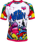 Olorun Whacky All Stars Sublimated Rugby Shirt - M-7XL