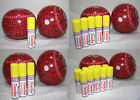 Henselite Toucha Colour formulated Metered Spray Chalk For Lawn Bowls Bowling