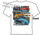 Chevy T Shirts Chevrolet Clothing Pickup Truck Tee Shirt 1955 1956 1957 55 56 57