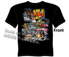 Ratfink T Shirts Hot Rod Clothes Big Daddy Clothing Ed Roth T Shirts Junk Yard