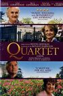 NEW DVD // QUARTET // DUSTIN HOFFMAN Maggie Smith, Tom Courtenay, Billy Connolly
