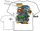 Ratfink T Shirts Mopar Clothing Big Daddy Shirt Ed Roth 70 Hemi Cuda Mopar Rips