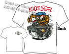 Rat Fink Shirts 100% Ford T Shirt Big Daddy Clothing Ed Roth T Shirt 1965 Falcon