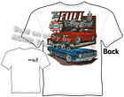 Monte Carlo Chevy T Shirt 1970 1971 1972 Muscle Car Tee 70 71 Sz M L XL 2XL 3XL