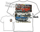Oldsmobile T Shirt Olds Cutlass 442 Muscle Car Apparel 1968 1969 1970 1971 1972