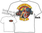 30 31 Ford T Shirt 1930 1931 Hot Rod Clothing Zombie Den Ratrod Pin Up Girl Tee