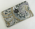 Handmade iPod nano 7th & 8th generation case/cover/pouch. Floral Cotton.