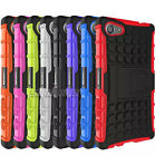 for Sony Xperia Z5 Compact E5803 E5823 Stand Tough Shockproof Heavy Duty Case