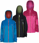 Regatta Allcrest Kids Waterproof Breathable Jacket Girls & Boys Multi Colours