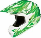 HJC CL-X6 Fulcrum - Motocross MotoX Dirt Helmet - MC4 - Green