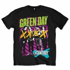Green Day 'Cuatro Hypno Four' T-Shirt - NEW & OFFICIAL!