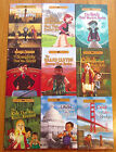 Lot 9 FIELD TRIP MYSTERIES Books Steve Brezenoff VGC L1