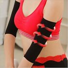 Outdoor Sport Women's Skin Arm Sleeve Protective Armband Wristbands 2colors LJ
