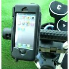IPX4 Waterproof Easy Fit Golf Trolley / Cart Tough Case Mount for iPhone 5