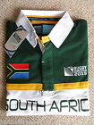 S M L XL XXL 3XL RUGBY SOUTH AFRICA CLASSIC JERSEY Shirt polo RWC New tags