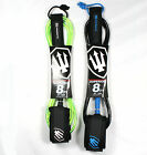 Far King Superior 8 foot 7mm Surfboard Leash with FREE Far King Ultimate Wax
