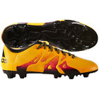 adidas X 15.3 TRX FG / AG 2015 Soccer Shoes Cleats New Orange / Black / Pink