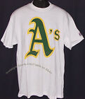 Vintage 1990's Oakland A's T-Shirt LOGO 7 MLB Athletics NWT New Old Stock NOS