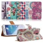 Card Holder Slot PU Leather Wallet Case Cover Stand for Samsung Galaxy S4 i9500