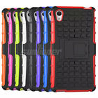 Tough Shockproof Heavy Duty Stand Case for Sony Xperia M4 Aqua E2306 E2353 E2303