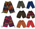 New Baby Trousers Multi Coloured Pants Cotton Childrens Hippy Unisex Ecuador 0-1