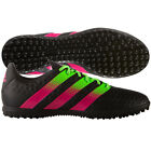 adidas Ace 16.3 TX Turf 2016 Low Soccer Shoes Brand New Black / Pink / Green