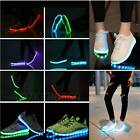 LED Lace up Lighting Cool Shoes Luminous Sports Casual Sneaker For Teens Adults