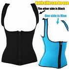 HOT Women Slimming Neoprene Vest Sweat Shirt Body Shapers Burner Weight Loss -DD