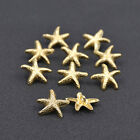 10 Pcs Cute Marine Organism Shape Alloy Bottons DIY Clothing Sewing Botton